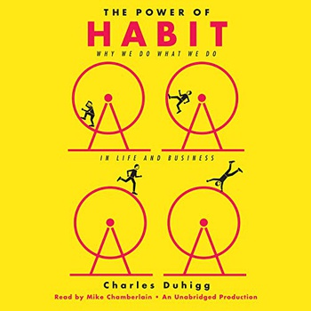 image of The power of habit audiobook
