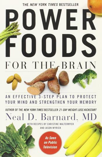 image of Power foods for the brain