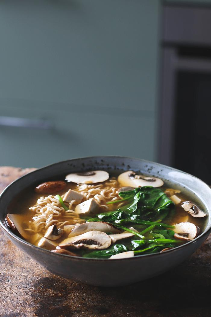 Image of To-Go Miso Noodle Soup