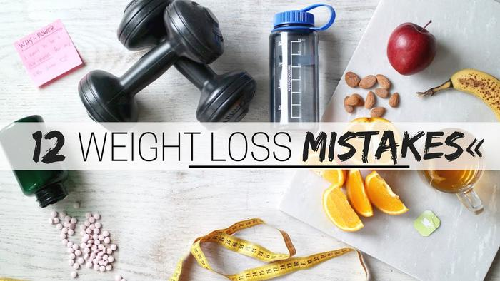 image of Weight Loss Mistakes