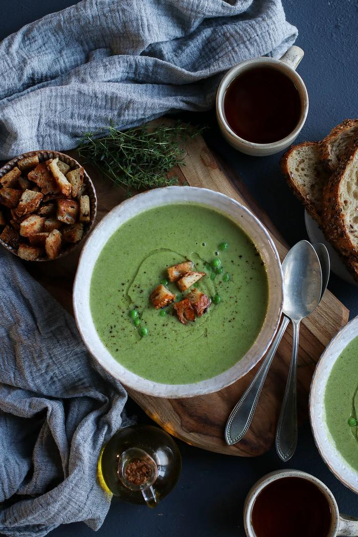 Image of Green Pea Soup