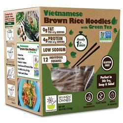 image of Brown rice noodles