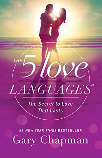 image of The 5 love languages
