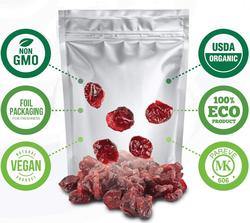 image of Dried cranberries