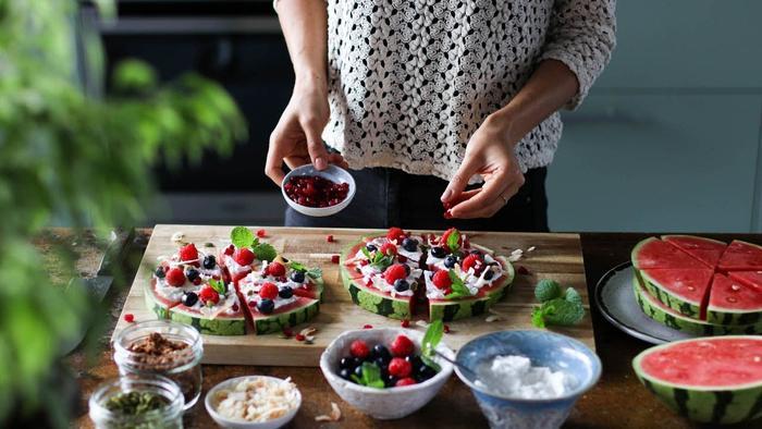 image of Simple Vegan Snacks