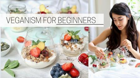 thumbnail image of Beginner's Guide to Veganism