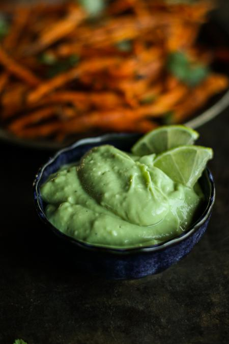 image of Creamy Avocado Dip