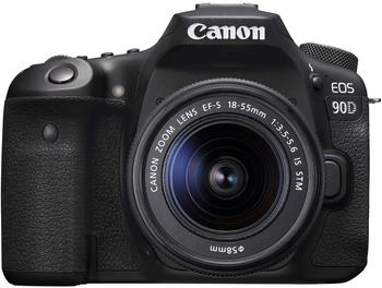 image of Canon eos 90d