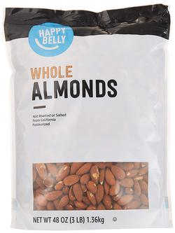 image of Raw almonds