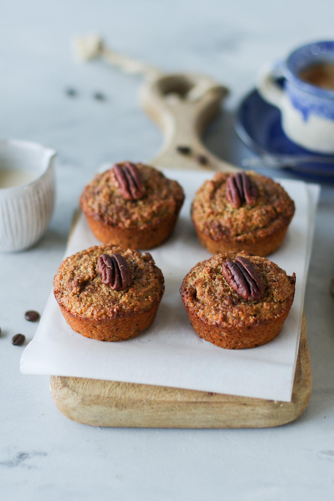 Main image of Banana Coffee Muffins