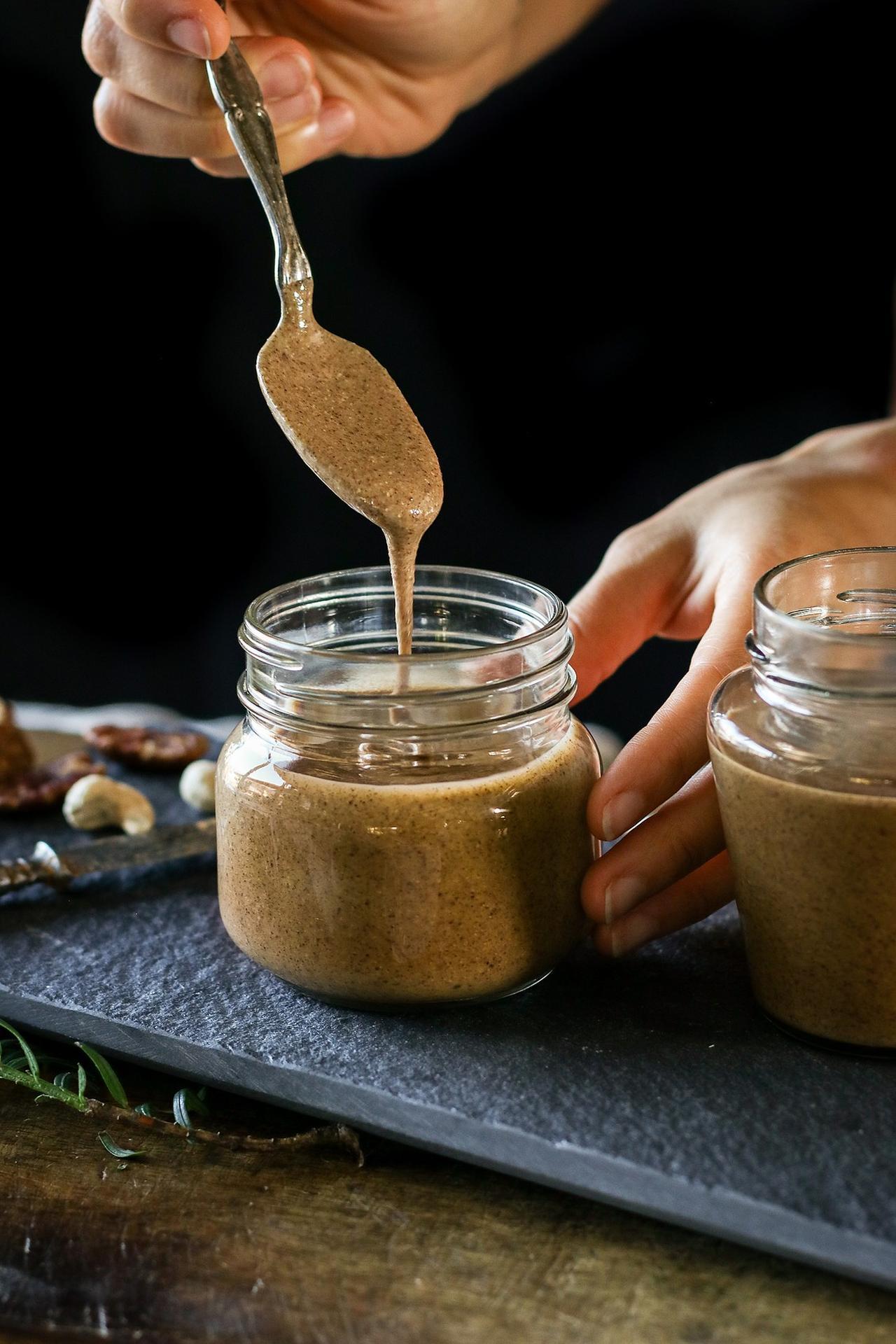 Main image of Cinnamon Vanilla Nut Butter