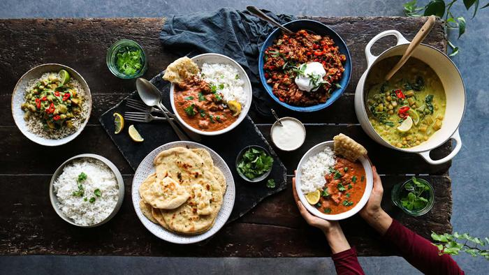 image of Delicious Curries