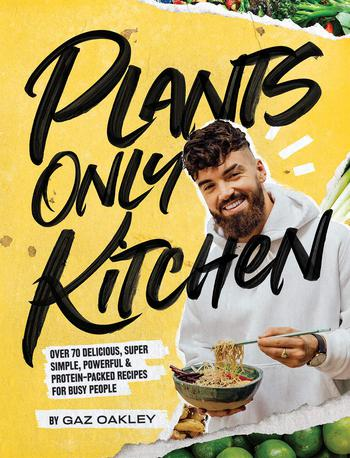 image of Plants-only kitchen