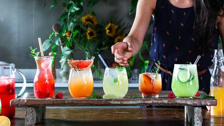 thumbnail image of Refreshing Summer Drinks to Cool You Down
