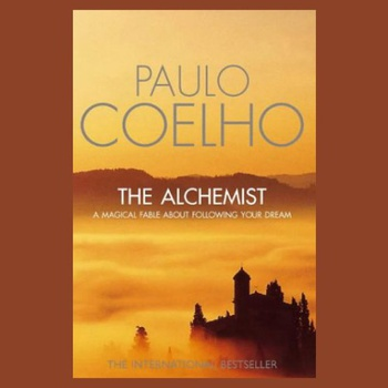image of The alchemist audiobook